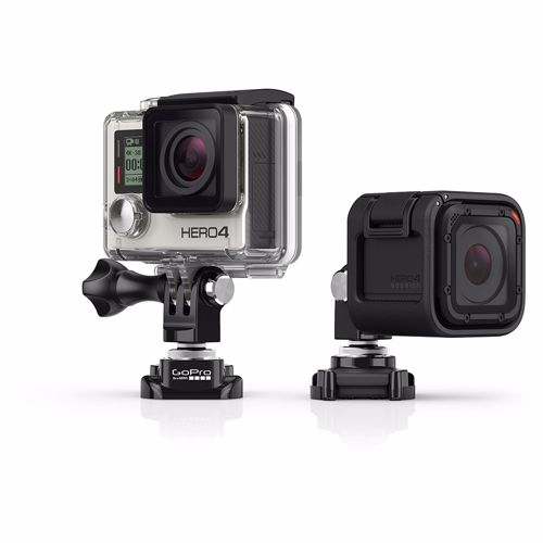 GoPro camcorder accessoire QUICK RELEASE WITH BALL JOINT MOUNT
