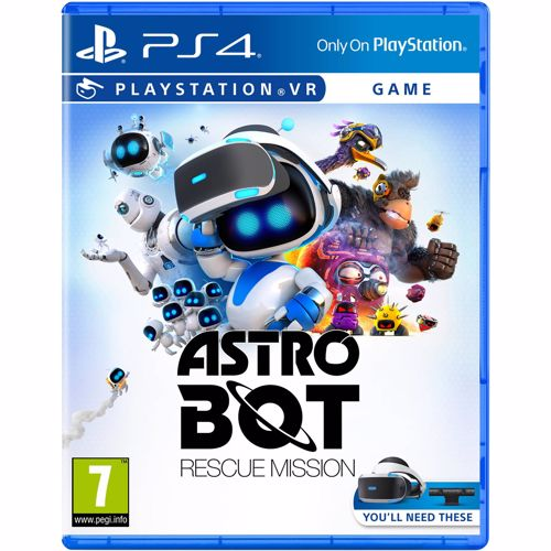 Astro Bot PS4 VR