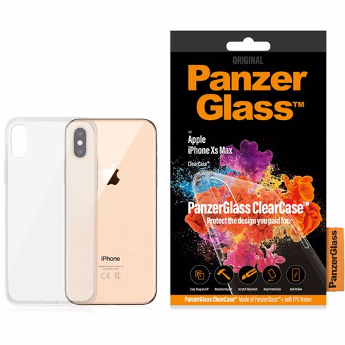 Panzerglass clearcase iPhone Xs Max