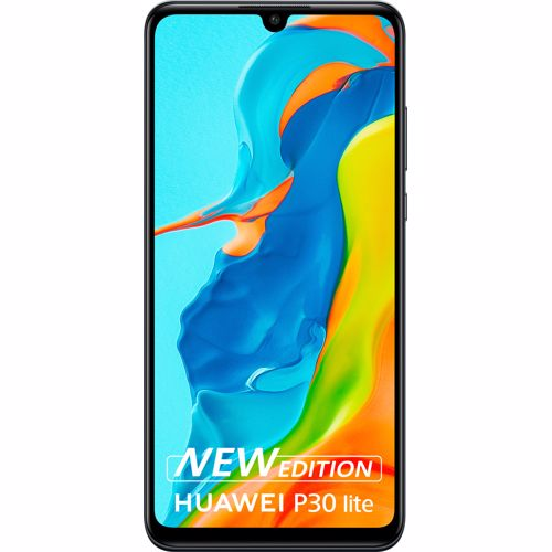 Huawei P30 Lite New Edition (Zwart)
