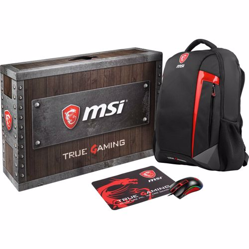 MSI laptop accessoire 2019 LOOTBOX PACK_ GE/GS