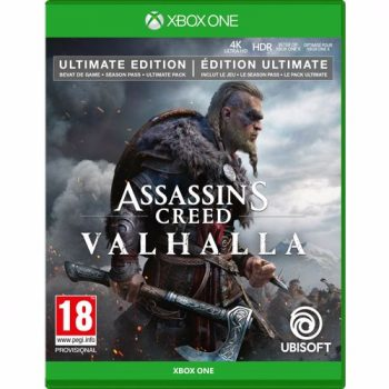 Assassin's Creed Valhalla Ultimate Edition Xbox One