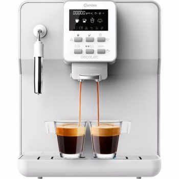 Cecotec espresso apparaat Power Matic-ccino 6000 (Wit)